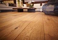 Напольные покрытия из древесины лиственницы