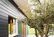 Фасадная доска из лиственница для домов и коттеджей