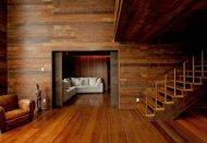Отделочные материалы для стен из дерева