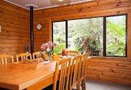 Отделка дачи материалами из древесины